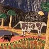 Moon Cow -