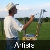 ARTISTS OF THE MELROSE BAY ART GALLERY