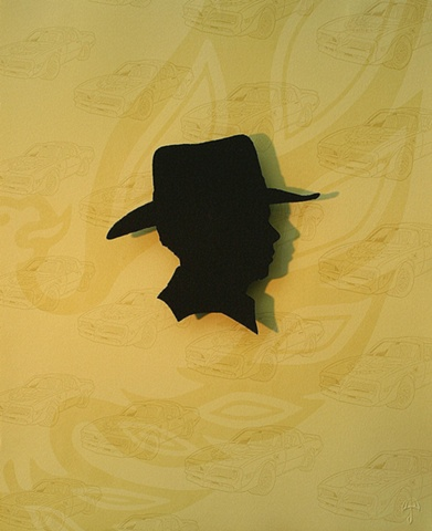 imaginaryselfportraits: The Bandit