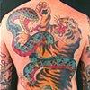 Tiger / Snake