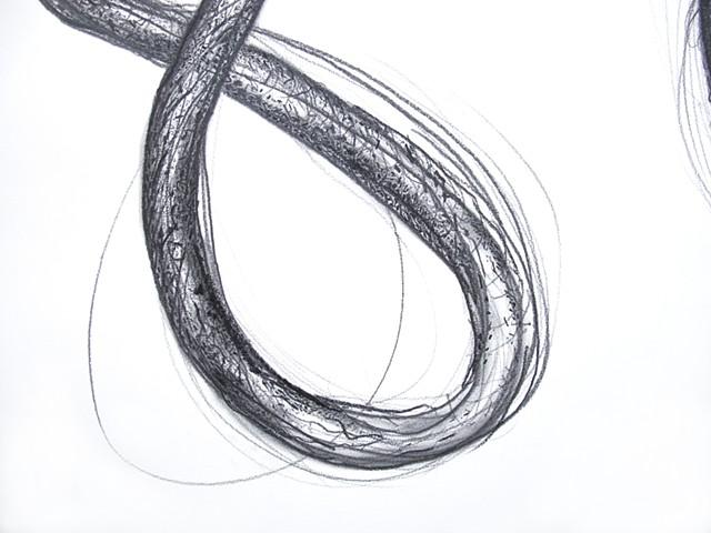 Dune Loops I, Detail