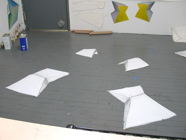 Ara Pacis II #12 (preparatory drawing)