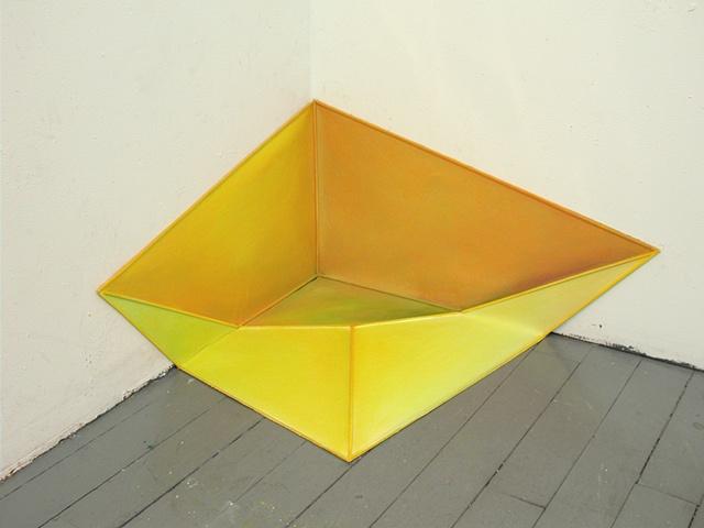 Ara Pacis - Yellow Corner