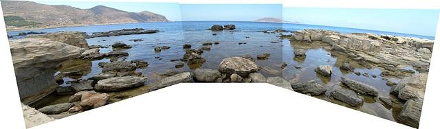 Favignana Rocks