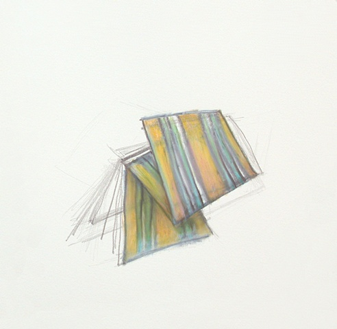Folded Paper #8