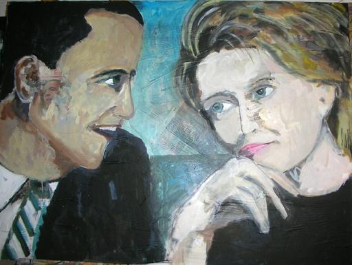 Obama/Hillary