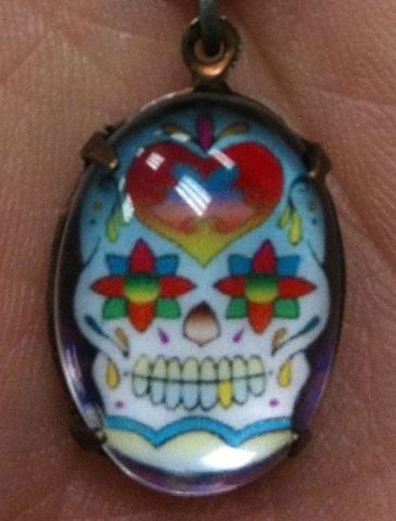 SugarSkull - Necklace