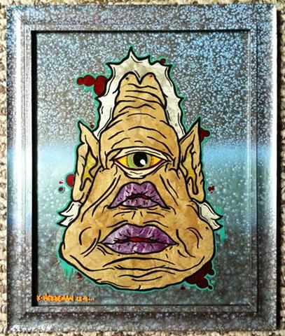 monster ogar cyclops herdeman