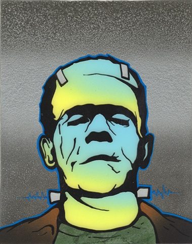 Frankenstein Ghost