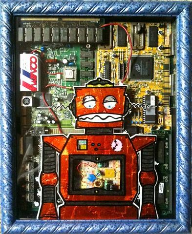 robot herdeman