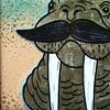 Look Gab, A Fancy Walrus