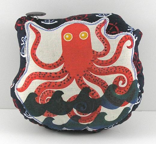 Baby Orange Octopus Needs Nurturing