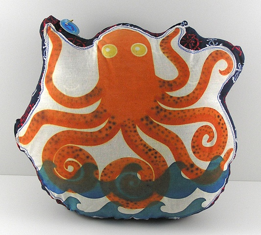 Octopus Pillow Needs Love