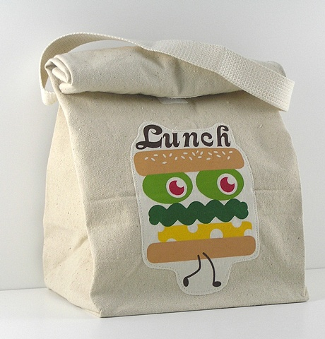 Lunch To Go Lunch Bag