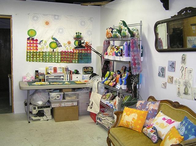 Blue Thimble Studio Pic 6