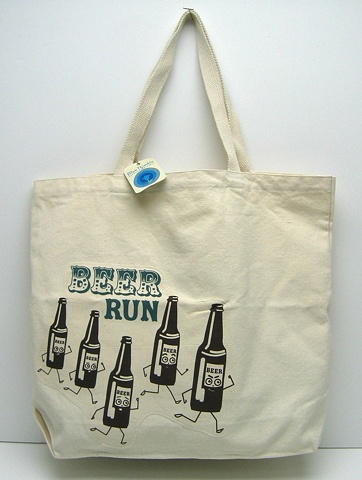 Beer Run Tote