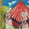 Circus Freak Wall Hanging 2