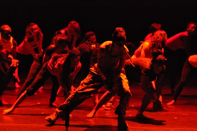 Destiny Arts Youth Performance Company Production