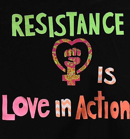 Resistance is Love in Action