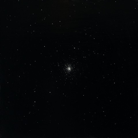 Messier 56, Near Infrared