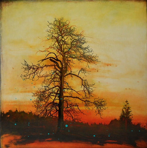 contemporary canadian landscape painting