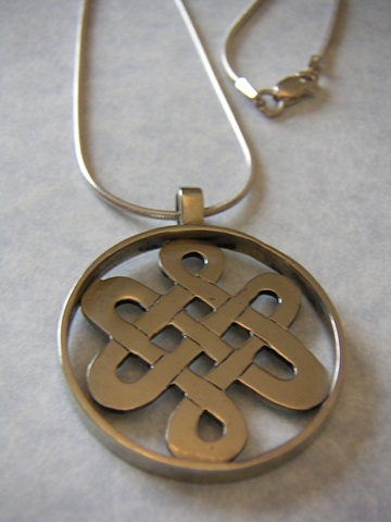 """""""Chinese Good Luck Pendant"""""""
