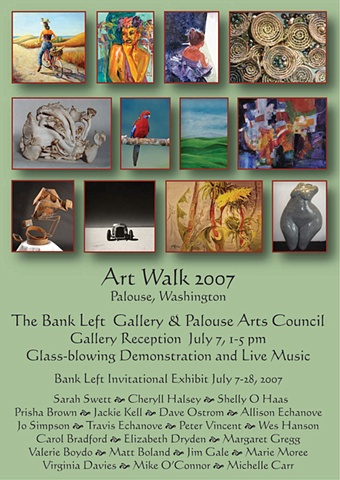 Bank Left Artwalk