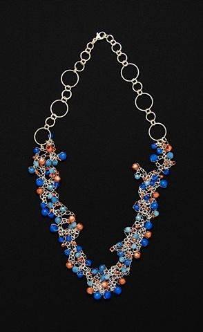 """""""Winter Evening Necklace"""""""