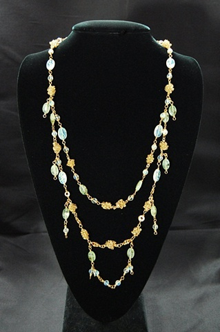 """""""Summer in India Necklace"""""""