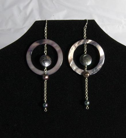 """""""Art Deco Earrings"""""""