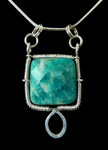 prisha brown, entwine jewelry, wire crochet