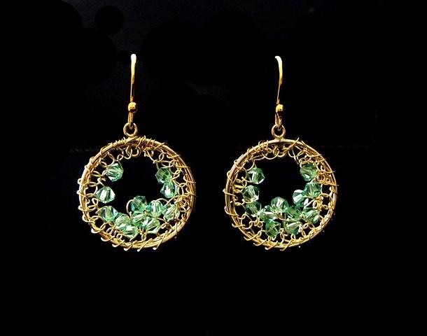 Geodes Earrings