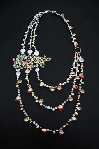 Off Center, In Balance Necklace