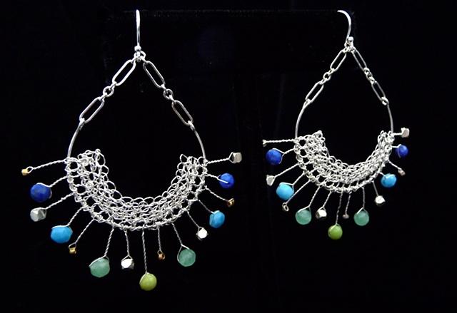 prisha brown entwine jewelry wire crochet