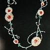 """Poppy Blooms Necklace"""
