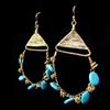 Egyptian Goddess Earrings