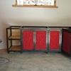 Custom steel cabinets