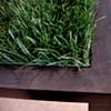 Grass bench
