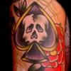 Skull & Spade