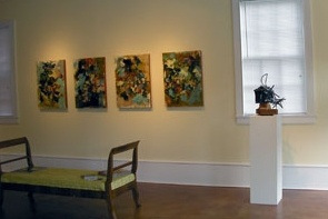 works by New Orleans artist, Mia Kaplan in group exhibit