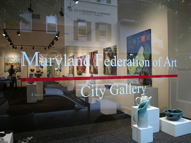 City Gallery Exhibit
