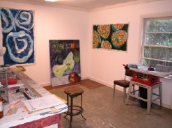 Joan's rear studio
