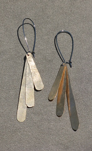Bronze dangles