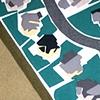 suburban sprawl rug
