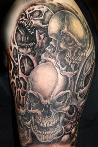 Billy's Skull