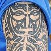 polynesian tattoo sleeve 2