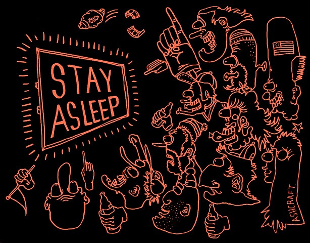 Stay Asleep