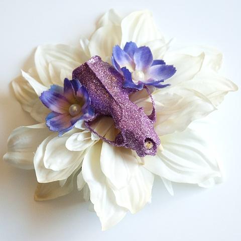 skull flower 17