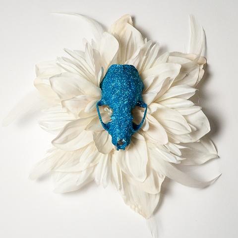 skull flower 15