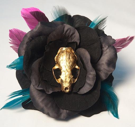 skull flower 11